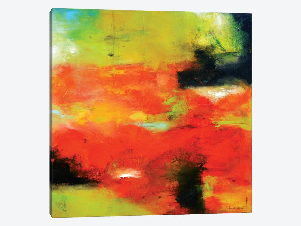 Sense And Subjectivity by Andrada Anghel 1-piece Canvas Art Print