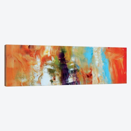 Strata Canvas Print #AND19} by Andrada Anghel Art Print