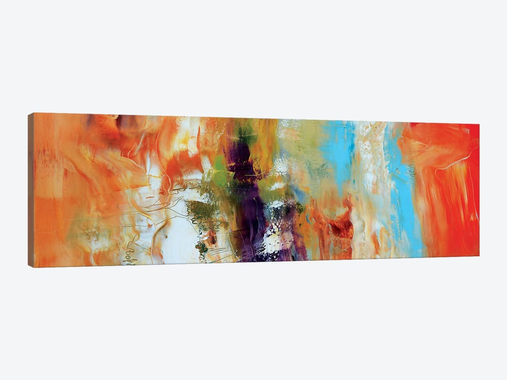 Strata by Andrada Anghel 1-piece Canvas Artwork
