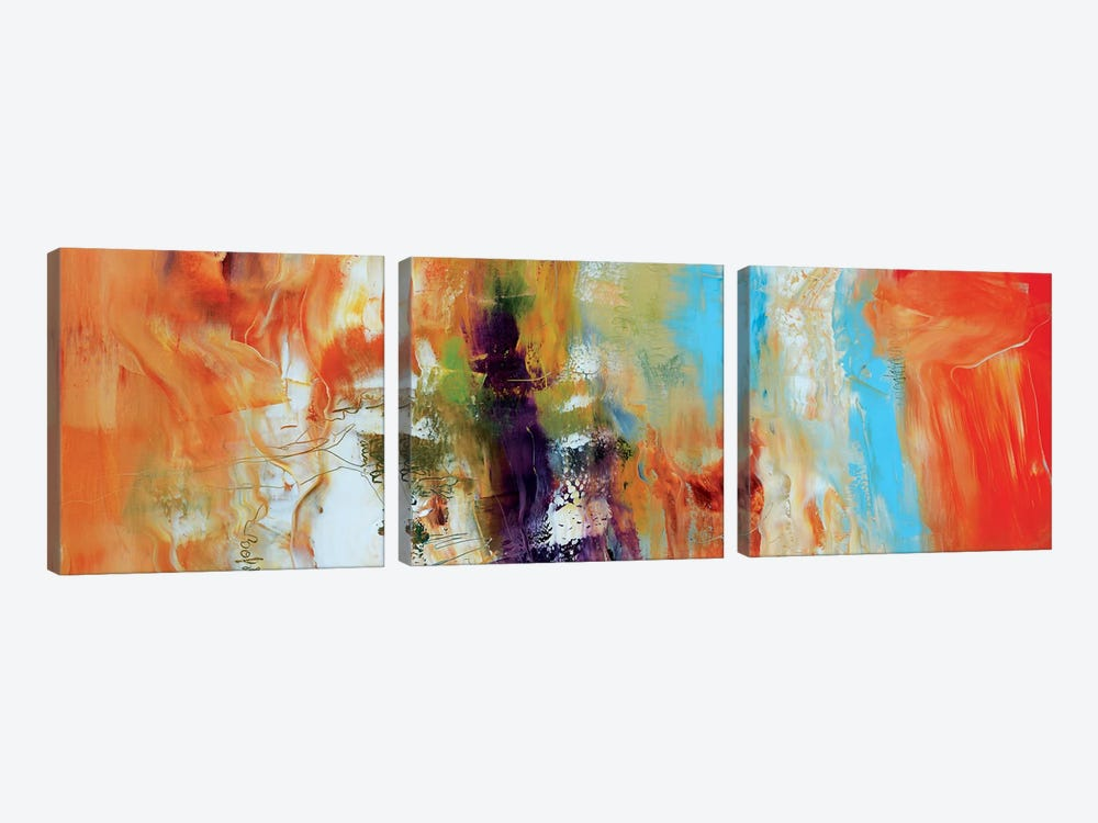 Strata 3-piece Canvas Art