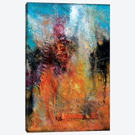 Treasure Hunting Canvas Print #AND20} by Andrada Anghel Canvas Artwork