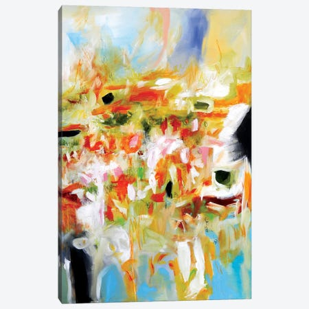 Artifacts Of Spring Canvas Print #AND21} by Andrada Anghel Canvas Wall Art