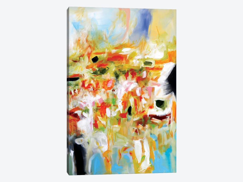 Artifacts Of Spring by Andrada Anghel 1-piece Canvas Print