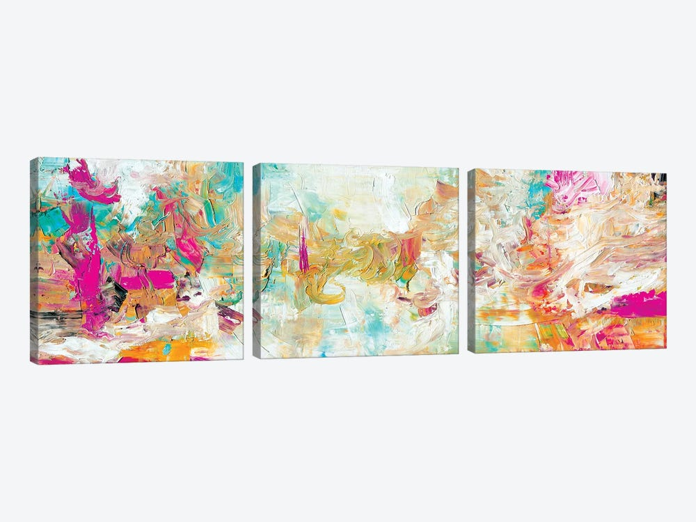 Spring by Andrada Anghel 3-piece Art Print