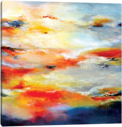 Sunset Canvas Print #AND30