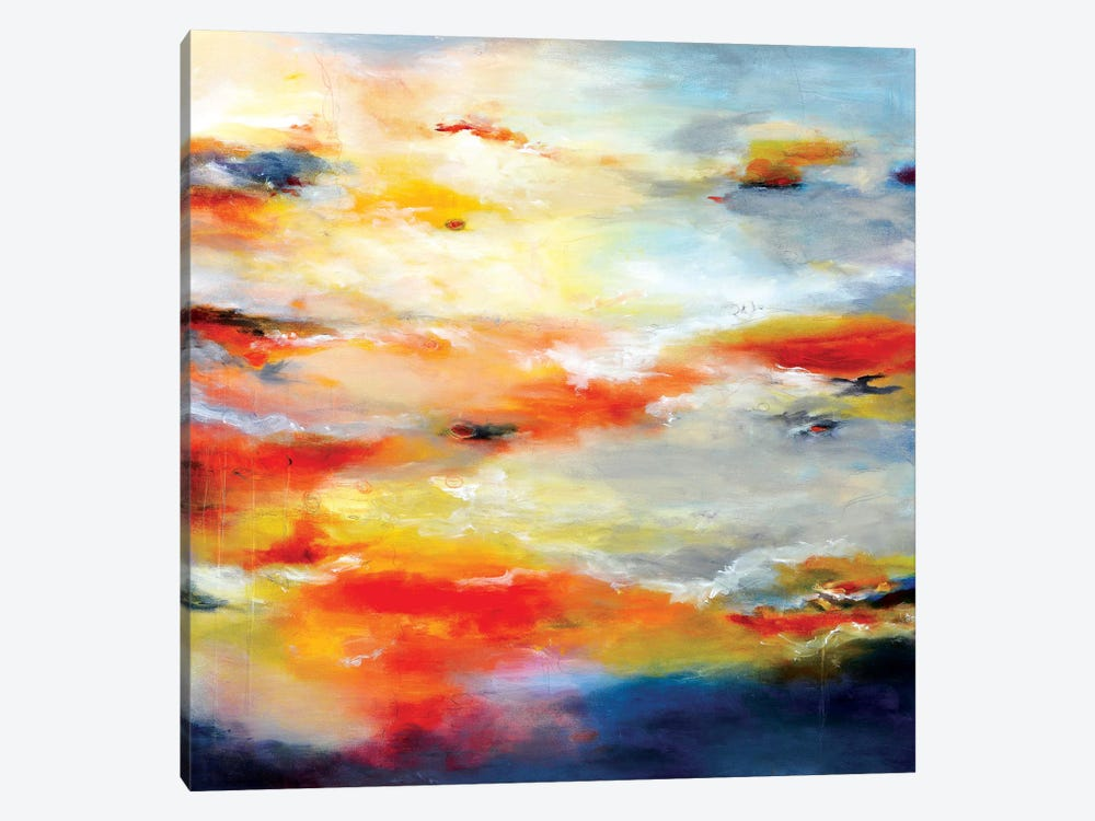 Sunset by Andrada Anghel 1-piece Canvas Art Print