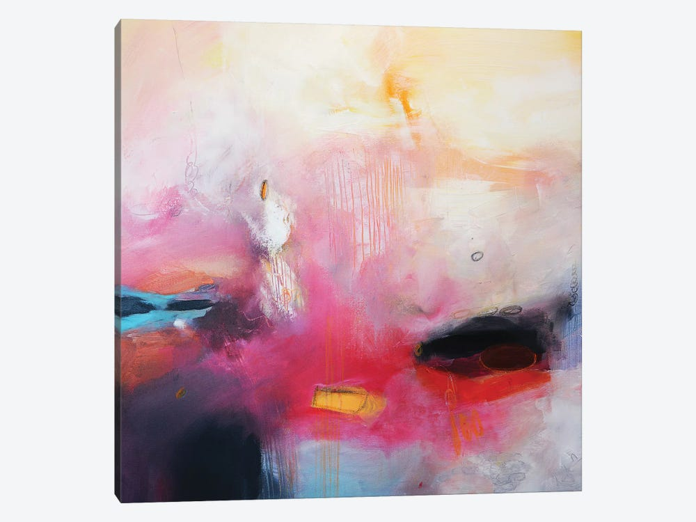 Abstract II by Andrada Anghel 1-piece Canvas Artwork