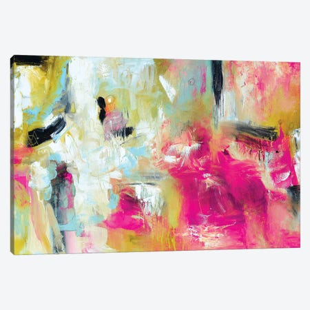 Abstract VII Canvas Print #AND38} by Andrada Anghel Art Print