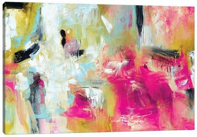 Abstract VII Canvas Art Print