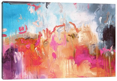 Abstract XII Canvas Art Print