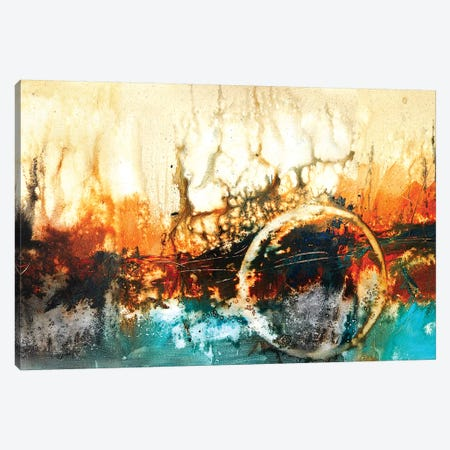 Abstract XIV Canvas Print #AND45} by Andrada Anghel Canvas Print