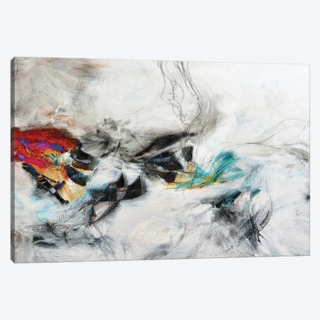 Abstract XX Canvas Print #AND51} by Andrada Anghel Art Print