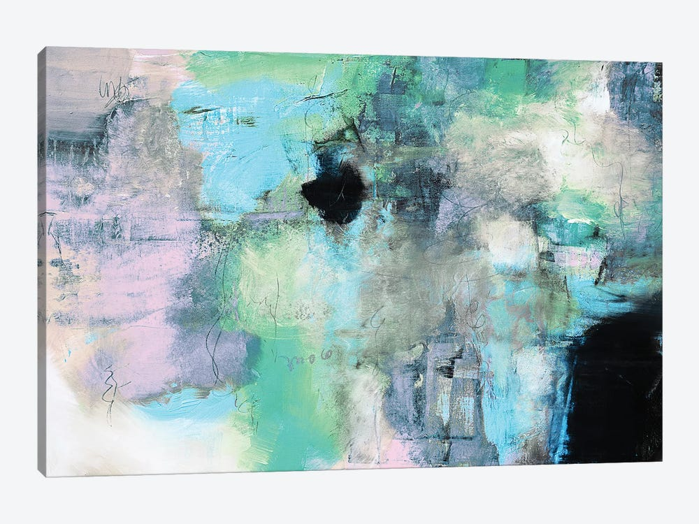 Abstract XXII by Andrada Anghel 1-piece Canvas Artwork