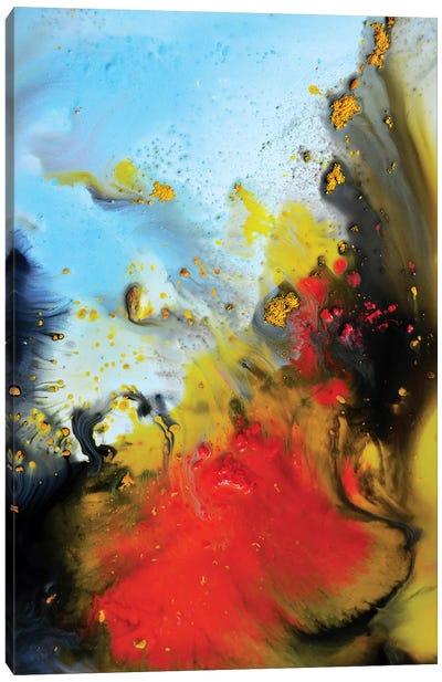 Liquid Series I Canvas Art Print