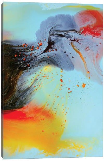 Liquid Series II Canvas Art Print