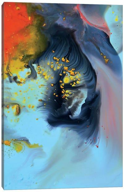 Liquid Series III Canvas Art Print