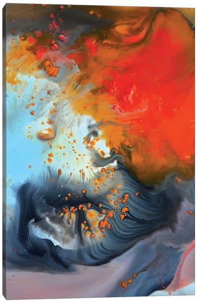 Liquid Series IV Canvas Art Print