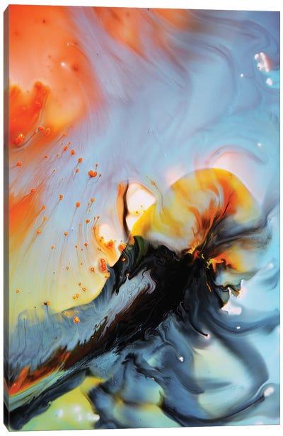 Liquid Series V Canvas Art Print