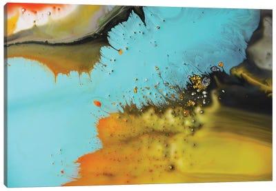 Liquid Series VII Canvas Art Print