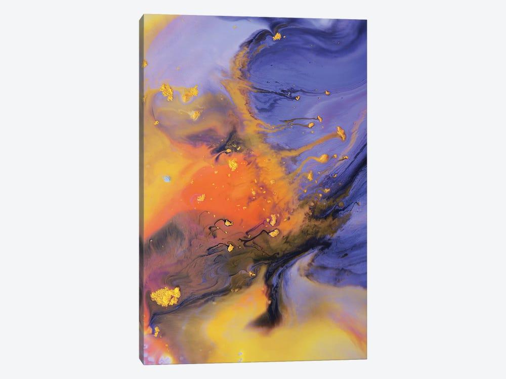Liquid Series VIII by Andrada Anghel 1-piece Canvas Art