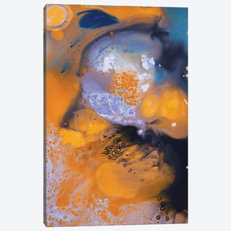 Liquid Series X Canvas Print #AND66} by Andrada Anghel Canvas Print