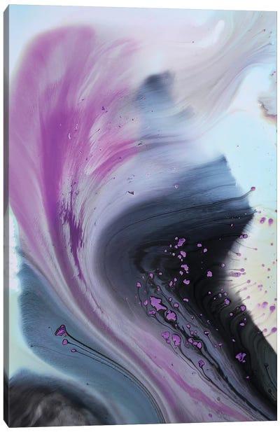 Liquid Series XII Canvas Art Print