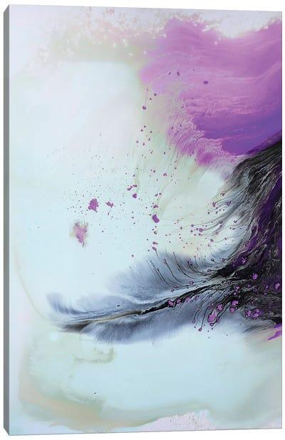 Liquid Series XIII Canvas Art Print