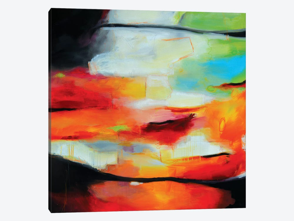 Eternal Moment by Andrada Anghel 1-piece Canvas Artwork