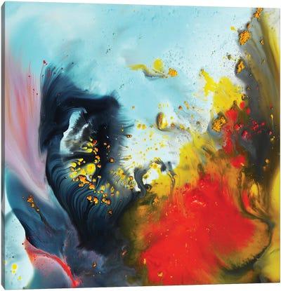 Liquid Series XIV Canvas Art Print