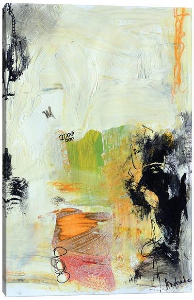 Study On Paper X Canvas Art Print
