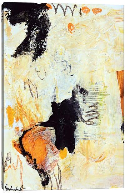 Study On Paper XII Canvas Art Print
