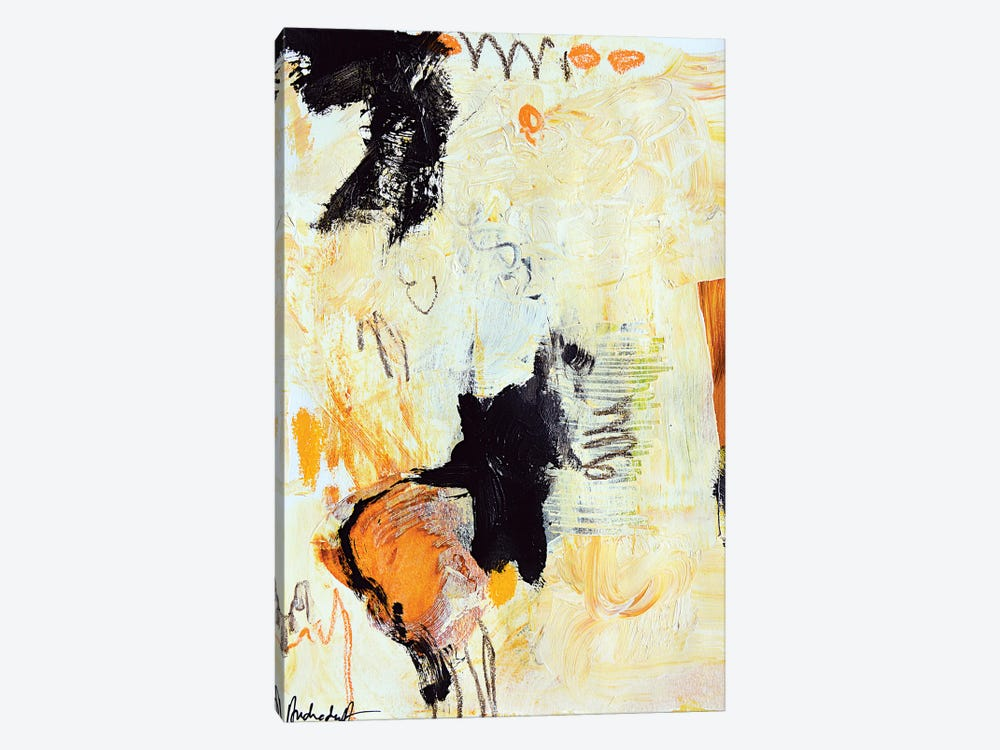 Study On Paper XII by Andrada Anghel 1-piece Art Print