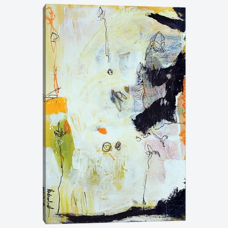 Study On Paper XIII Canvas Print #AND79} by Andrada Anghel Art Print