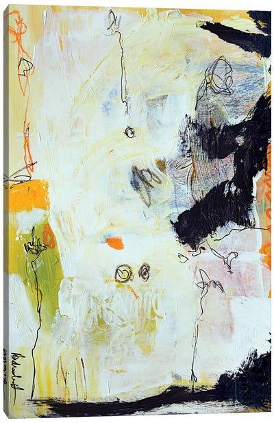 Study On Paper XIII Canvas Art Print