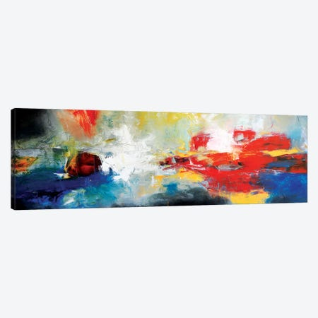Flowing Breath Canvas Print #AND7} by Andrada Anghel Canvas Print