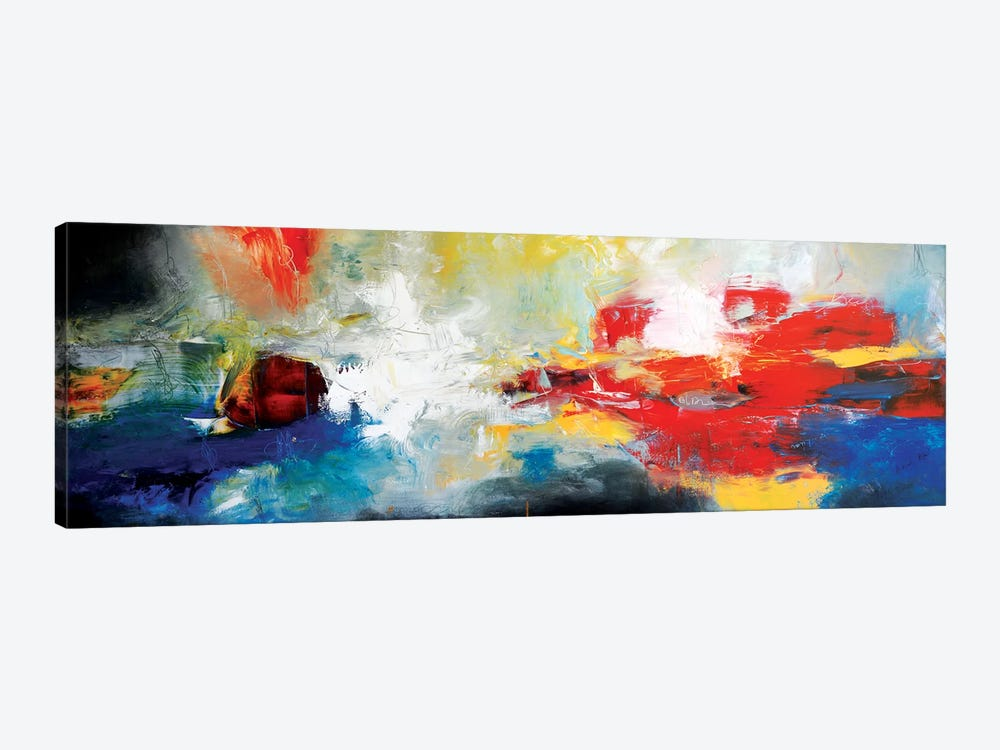Flowing Breath by Andrada Anghel 1-piece Canvas Print