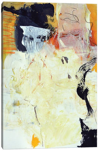 Study On Paper XVI Canvas Art Print