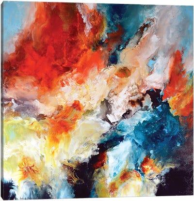Reborn Beauty Canvas Art Print