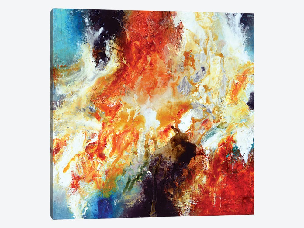 Forever Endeavor by Andrada Anghel 1-piece Canvas Wall Art