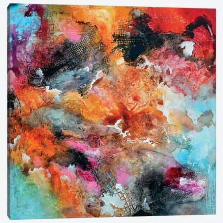 Visiting Taha'a Canvas Print #AND85} by Andrada Anghel Canvas Art Print