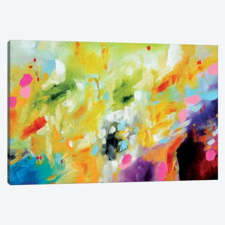 Cotton Candy Nursery Canvas Print #AND9} by Andrada Anghel Canvas Artwork
