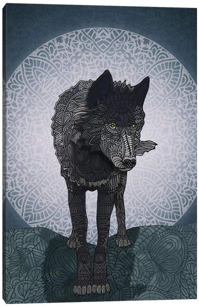 Watcher Canvas Art Print