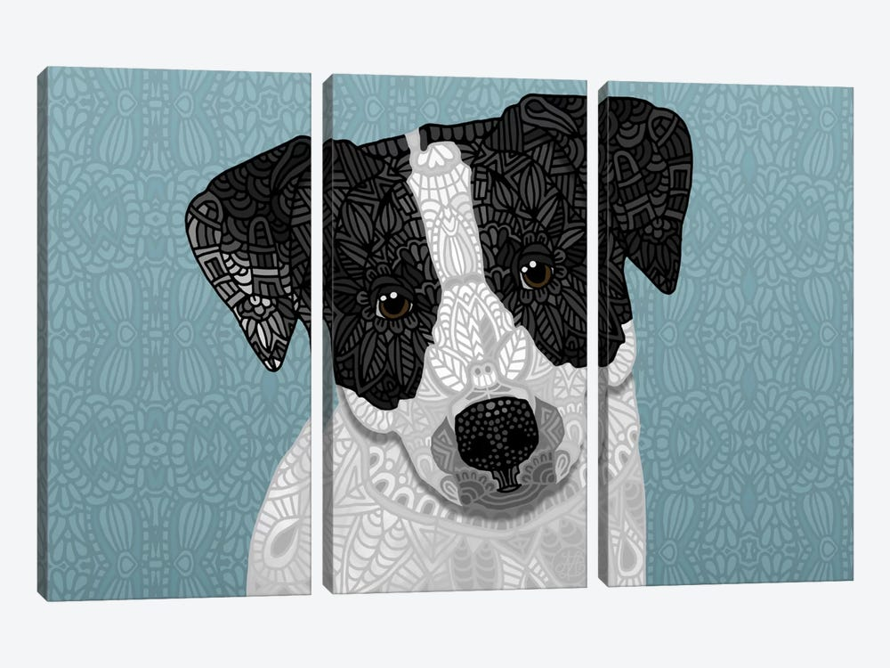 Willow by Angelika Parker 3-piece Canvas Art
