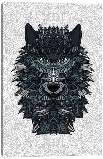 Wolf Canvas Print #ANG105