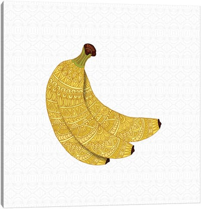 Bananas Canvas Art Print