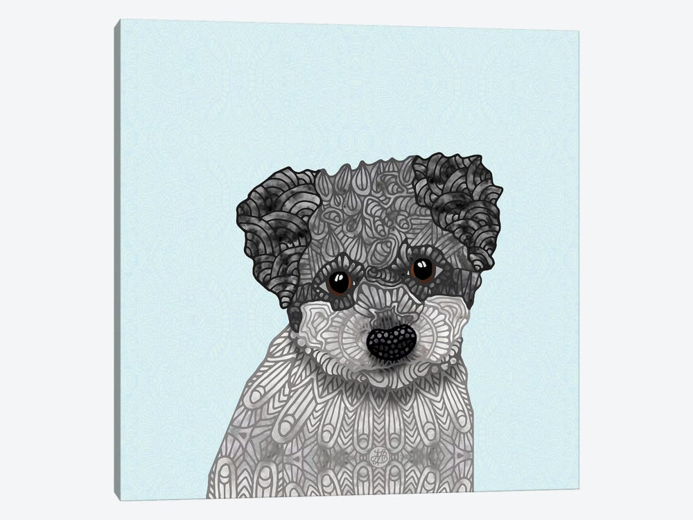 Cute Havanese by Angelika Parker 1-piece Canvas Artwork