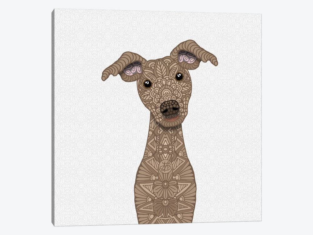 Fawn Iggy by Angelika Parker 1-piece Canvas Art Print