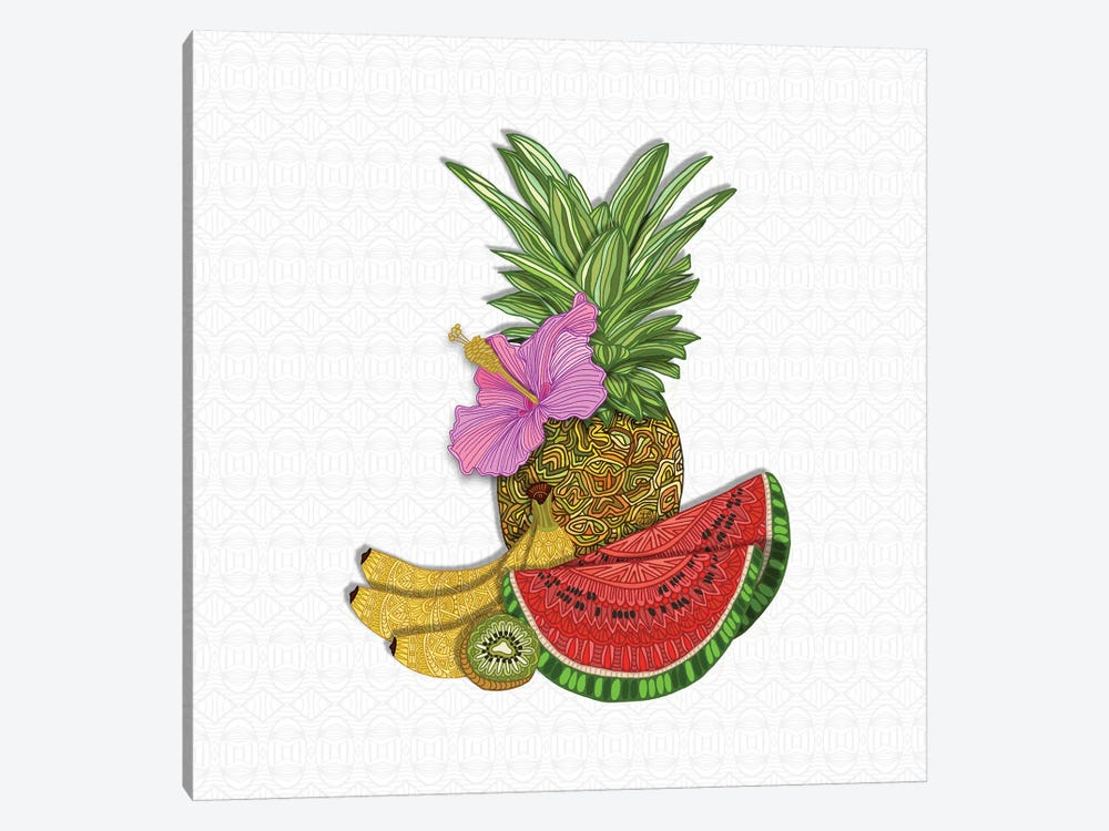 Fruit Salad by Angelika Parker 1-piece Canvas Art Print