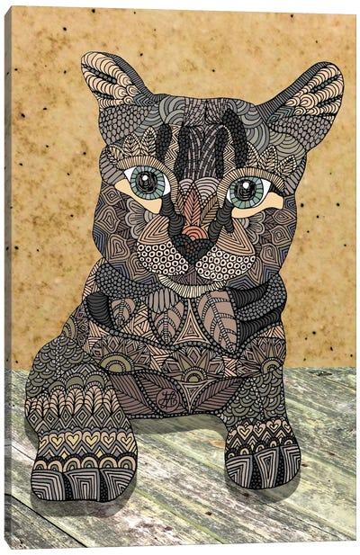 Cat Canvas Print #ANG16