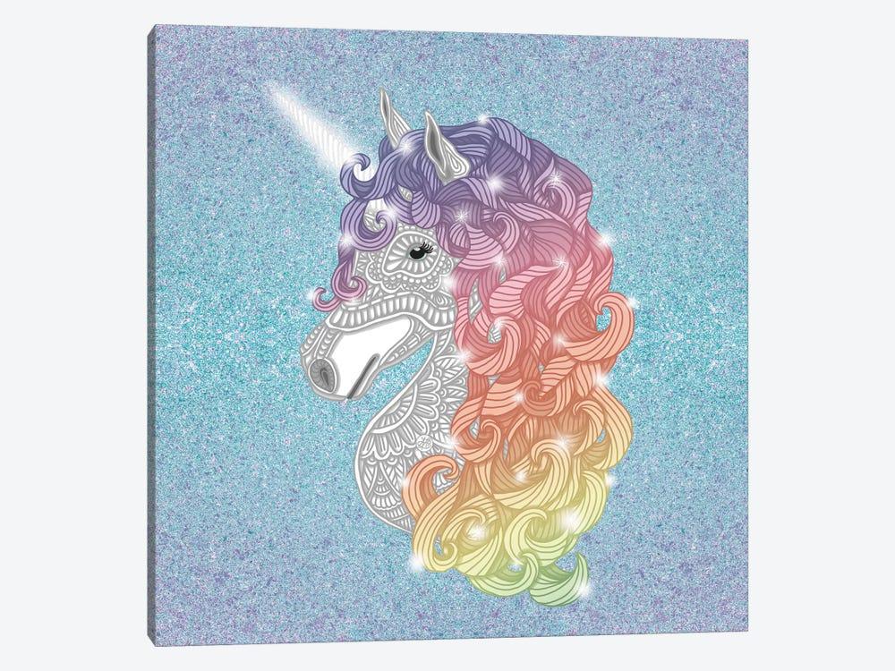 Unicorn by Angelika Parker 1-piece Canvas Artwork